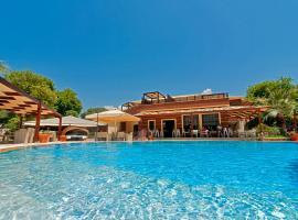 Riviera Perdika Hotel, Perdika