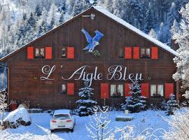Chambres d'hôtes Chalet l'Aigle Bleu