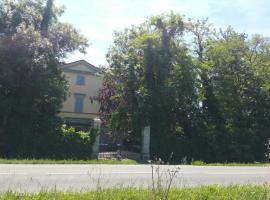 B&b Villa Partitore, Quartazzola (Rottofreno yakınında)