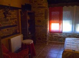 Casa Rural el Nogal, Valdespino (Paramio yakınında)