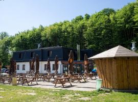 Restaurace a Penzion Bludoveček