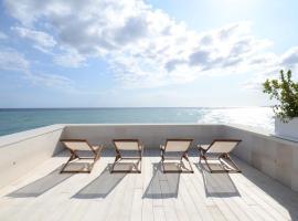 Resort Bufi Private Beach, Molfetta