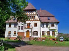 Gutshaus Alt Necheln, Thurow (Wendorf yakınında)