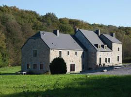 Holiday home Le Moulin de Vaulx, Stave