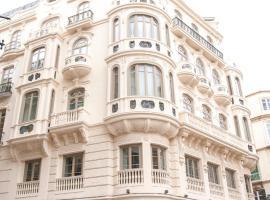 Malaga Center Flat Luxury