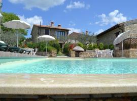 Holiday home Casa Natura, Collazzone (Ripaioli yakınında)