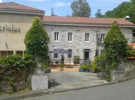 Chambres d'hôtes L'Aristou, Barbazan (рядом с городом Labroquère)