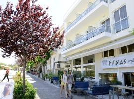 Phidias Hotel, Ateena