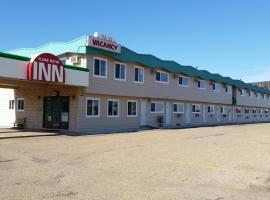 Plains Motor Inn, Stettler (Bashaw yakınında)
