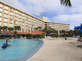 Grandvrio Resort Saipan, Garapan
