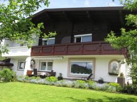 Haus Birgit, Walchsee (Durchholzen yakınında)