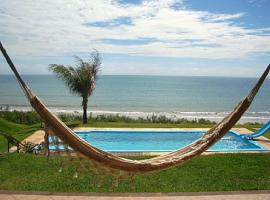 Luxuoso Chalé Praia de Zumbi