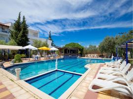 Astris Sun Hotel, Астрис