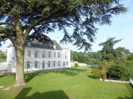 Manoir Plessis Bellevue, Сомюр (рядом с городом Dampierre-sur-Loire)