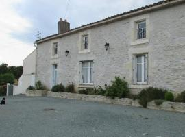 Les Puvinieres, Breuil-Barret (рядом с городом Loge-Fougereuse)