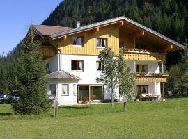 Hilbrand Appartements, Hirschegg