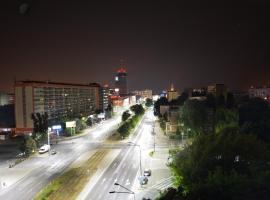 Best Apartment With View - Szczecin Centrum