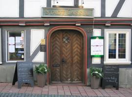 Hotel Stadt Cassel, Homberg (Welferode yakınında)