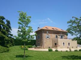 La Méridienne des Collines, La Motte-de-Galaure (рядом с городом Claveyson)