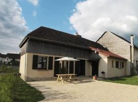 La Maison du Lac en Champagne, L'Étape (рядом с городом Brévonnes)