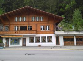 Ferienwohnung Kalchofen, Boltigen