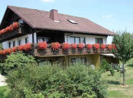 Ferienwohnungen Tröndle im Rosendorf, Weilheim (Berau yakınında)