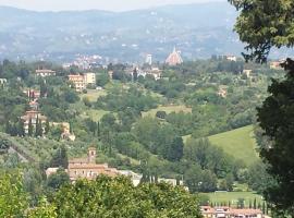 Poggio alla Scaglia, Floransa (Pozzolatico yakınında)