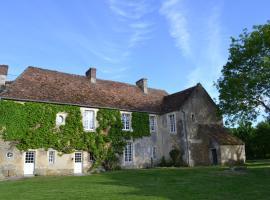 La Villa Escuris, Escures-sur-Favières (рядом с городом Hiéville)