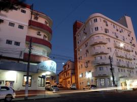 Hotel Dom Rafael Express, Santa Maria (Sao Pedro do Sul yakınında)