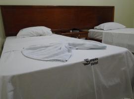 Hotel Sampaio, Itumbiara