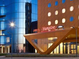 Hampton by Hilton Saint-Petersburg ExpoForum