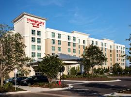 TownePlace Suites by Marriott Orlando at Flamingo Crossings/Western Entrance, Киссимми