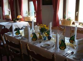 Hotel-Restaurant Kohlenbacher-Hof, Waldkirch (Sexau yakınında)
