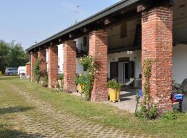 Agriturismo Tenuta Belvedere, Vigevano (Tornaco yakınında)