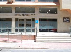 Hotel Anfora, Melilla