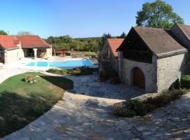 l'Ostal del Simon, Promilhanes (рядом с городом Limogne-en-Quercy)