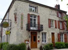 Logis Le Saint Nicolas, Бар-сюр-Об (рядом с городом Baroville)