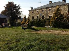 Casa Rural Oventorrillo, Braña