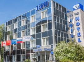 Business Hotel Sibiria