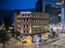 明洞多瑪酒店, 首爾