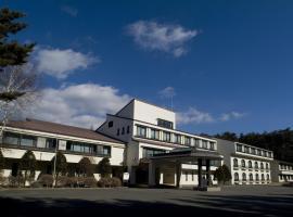 Yatsugatake Hotel Fuuka, Hokuto (Fujimi yakınında)