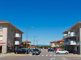 Appartement Terrasse L'ensoleillé, Sainte-Marie-la-Mer