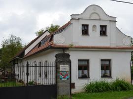 Ubytování Hrusice, Hrusice (Mirošovice yakınında)