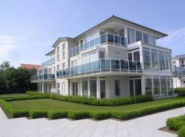 Appartementanlage Residenz Am Yachthafen, Fulgen