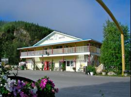 Bonanza Gold Motel, Dawson City