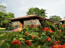Hotel Canto de Ballenas, Uvita