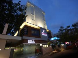 The Oriental Residency, Мумбай (рядом с городом Бандра)