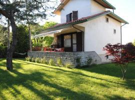 Carsia Bed & Breakfast, Villa Opicina (Grotta Gigante yakınında)