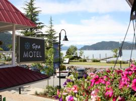 Harrison Spa Motel, Harrison Hot Springs