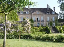 Chateau de Villette, Poil (рядом с городом Millay)